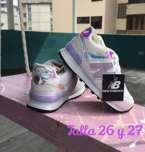 zapatos new balance de niños