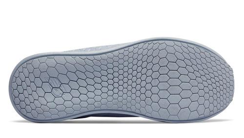 zapatos new balance fresh foam lazr heathered niñas-estándar
