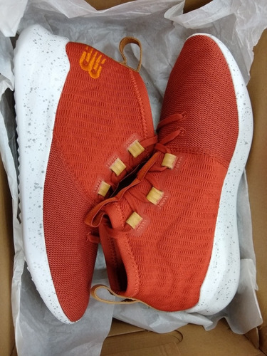 zapatos new balance running botin v1 originales 41.5 us 8