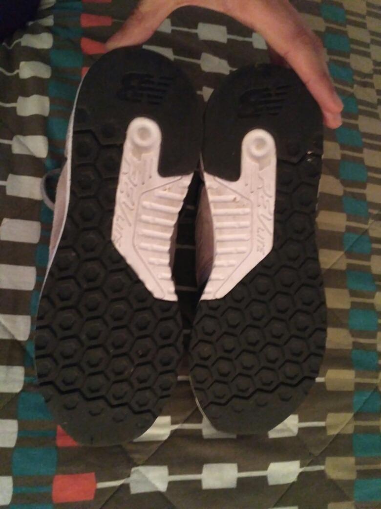 zapatos new balance usados