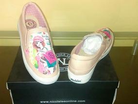 Para Más Zapatos Las 35 Nicole LeTalla Pequeñas N80mnwOv