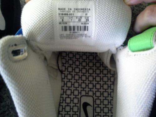 zapatos nike 6.0 americanos, 100% originales, nuevos
