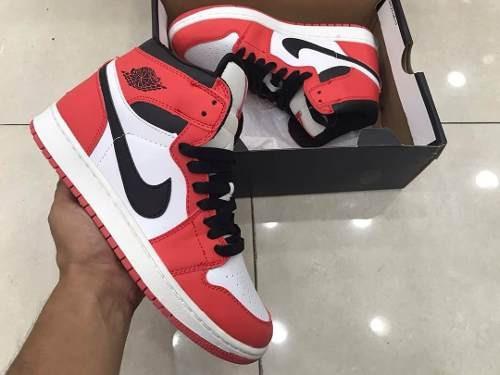 658d03249918c Zapatos Nike adidas Air Jordan Retro 1 - Bs. 5.500