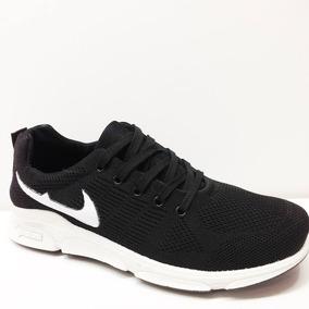 Zapatos Imitación Zapatos Nike de Hombre Negro en Mercado