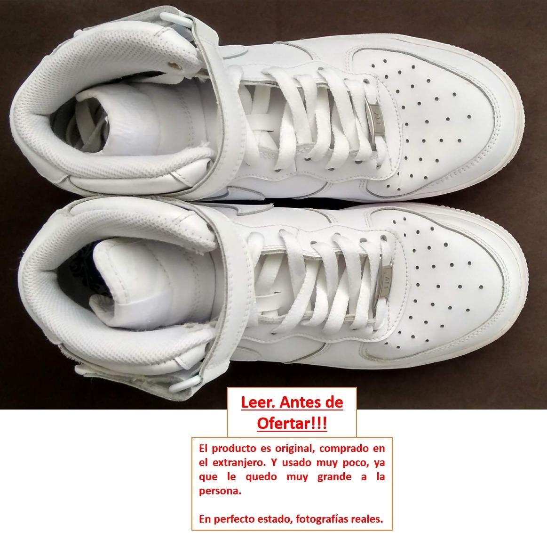 3 Zapatos Air Force 950 Nike Garantía Originales Bs Bs Bs En 1 00 c9bdc6