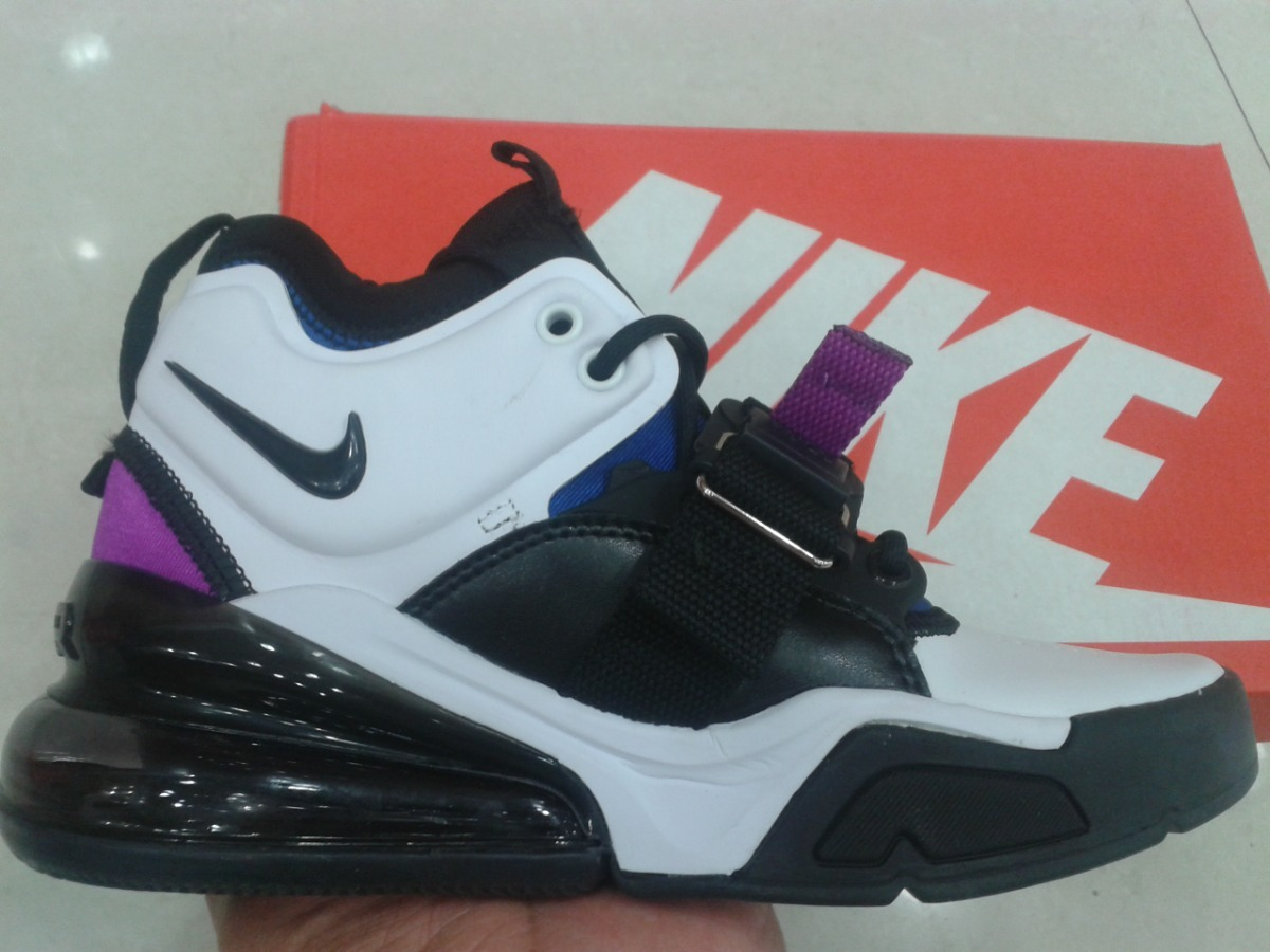 low priced a24b9 8a97b zapatos nike air force 270 para dama. Cargando zoom.