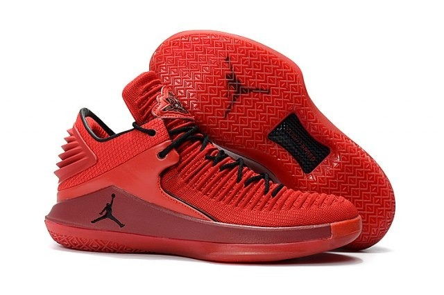 ef6b90b2cd116 Zapatos Nike Air Jordan 32 Red Para Niños - Bs. 47