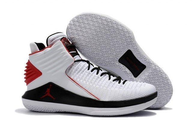 9b30a523b3835 Zapatos Nike Air Jordan 32 White Red - Bs. 600