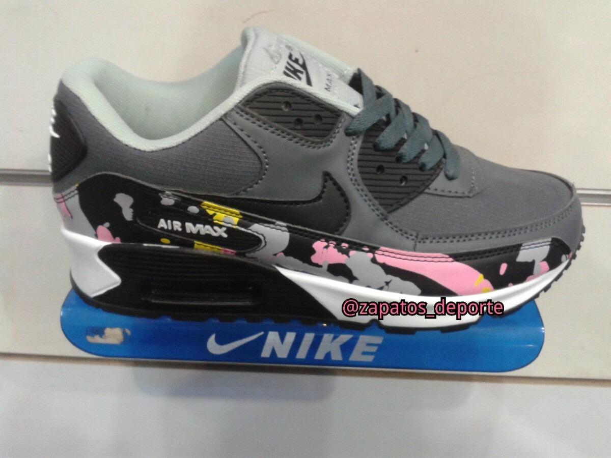 pretty nice 8acc3 ae4b7 zapatos nike air max 2016 dama y caballero