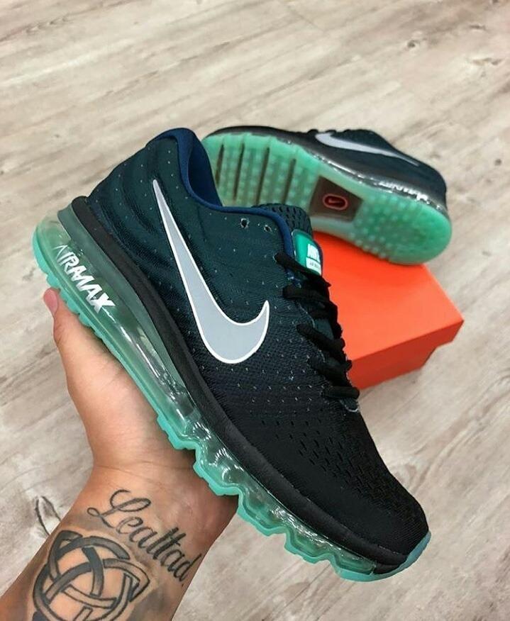 Zapatos Nike Air Max 2017 Originales