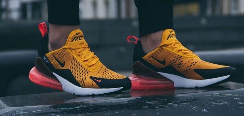 Zapatos Nike Air Max 270 Caballeros Y Damas Made Vietnam