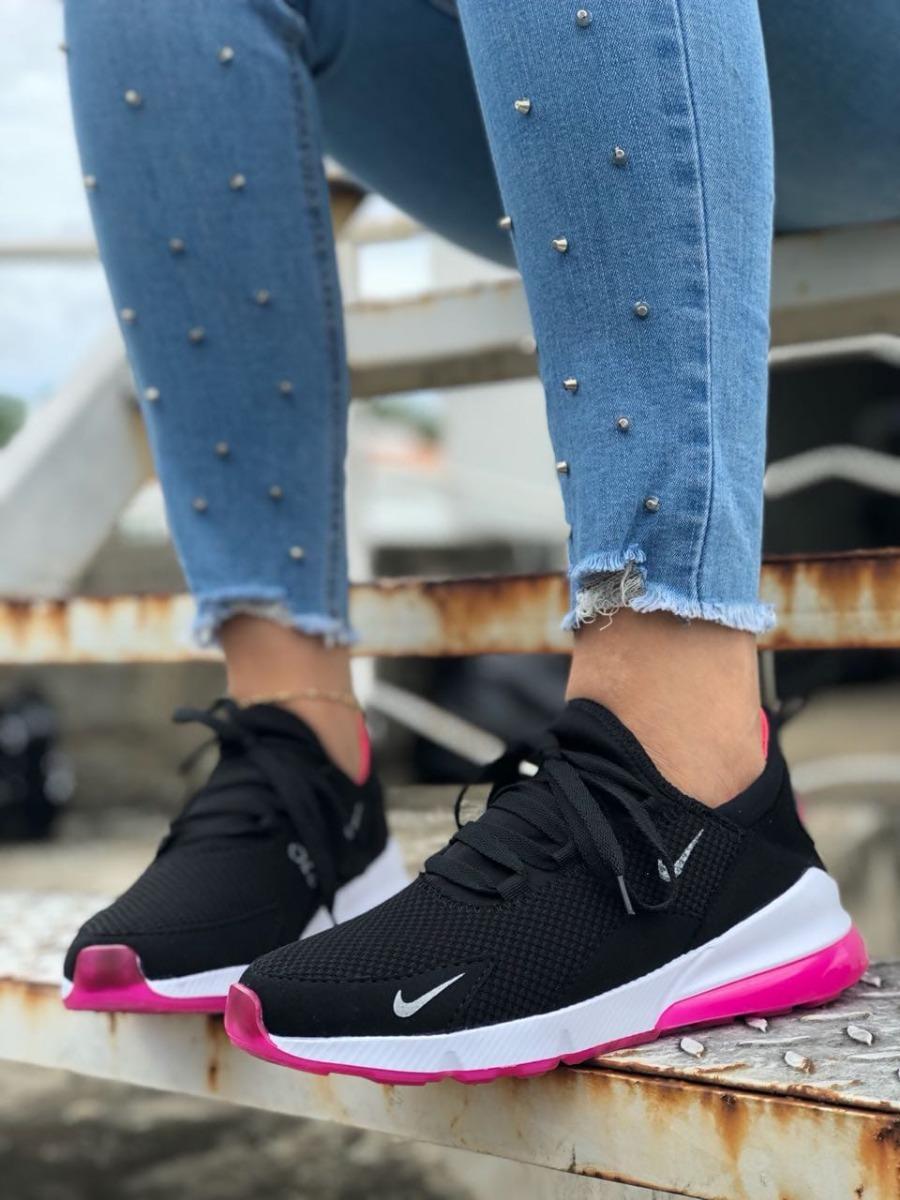 3944d66bcba25 Zapatos Nike Air Max 270 Dama Deportivos Colombianos - Bs. 158.000 ...
