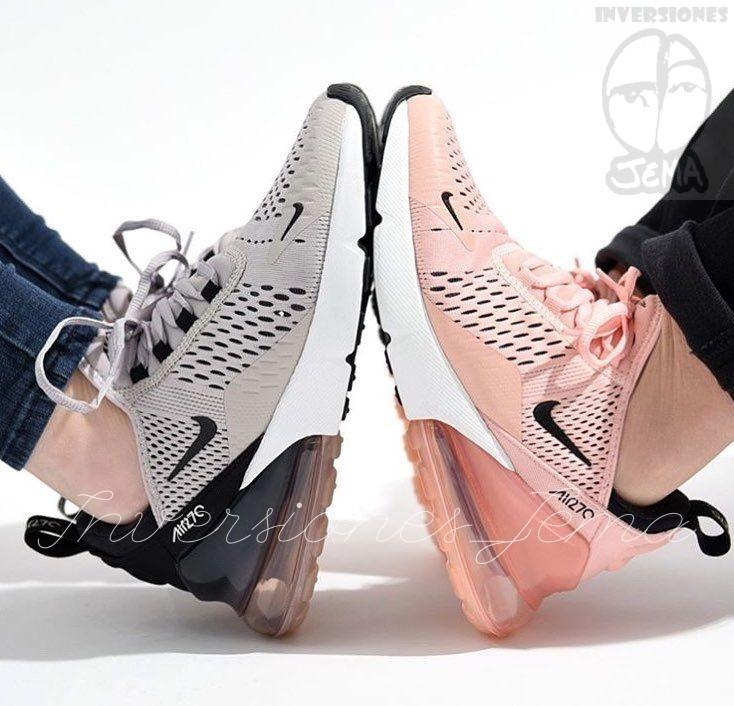 58b630692ae Zapatos Nike Air Max 270 Dama Y Caballero - Bs. 46.800