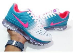 Zapatos Nike Air Max 270 De Dama
