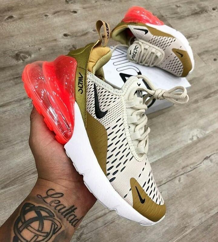Zapatos Nike Air Max 270 Originales Para Damas