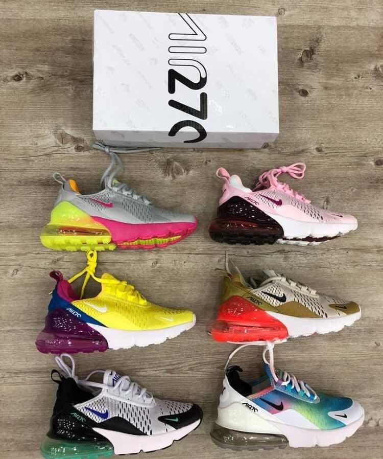 4fa4d1ea9b Zapatos Nike Air Max 270 Originales Precio De Locura - Bs. 605.000 ...