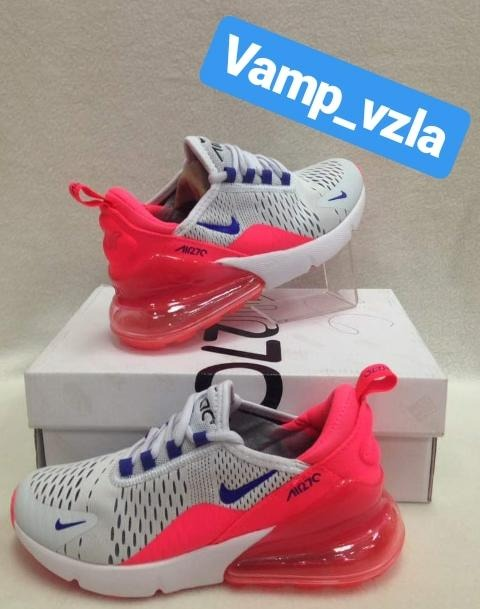 f969e51991c8a Zapatos Nike Air Max 270 Para Dama - Bs. 160.000