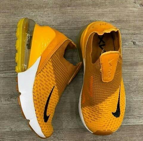 caliente Zapatos Nike Air Max 270 Para Niños obtener