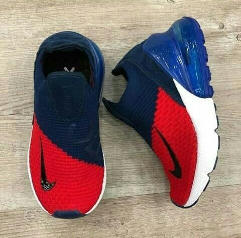 zapatos nike air max 270 niño
