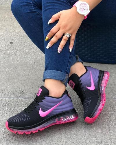 zapatos nike air max 360 dama deportivos colombianos