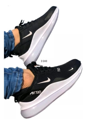 zapatos nike air max 720 caballero deportivo colombianos gym