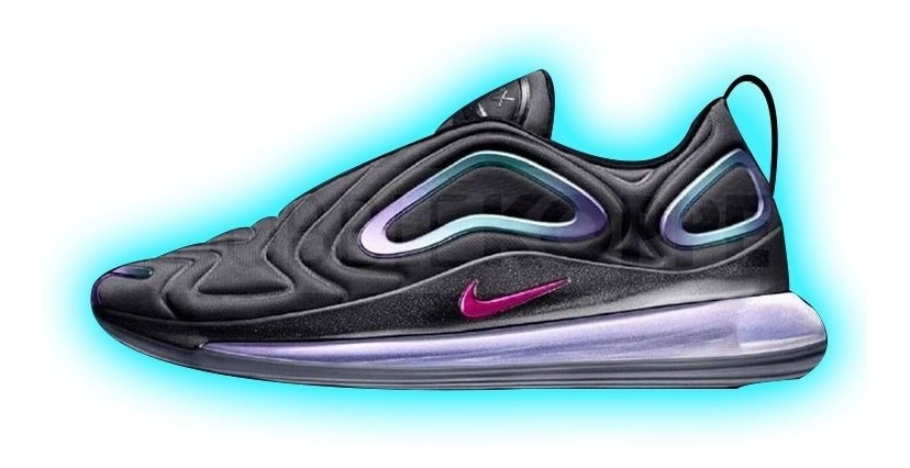 Zapatos Nike Air Max 720 Caballeros Originales