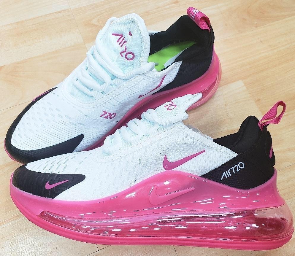 Zapatos Nike Air Max 720 Dama Gym Made In Vietnam Importados