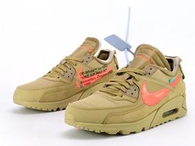 Zapatos Nike Air Max 90 Off White Originales