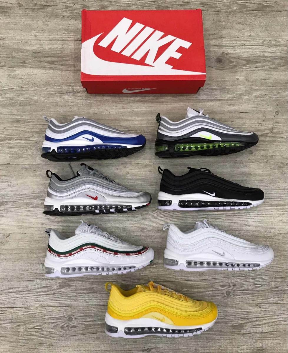 Zapatos Nike Air Max 97 Undefeated Los Mejores