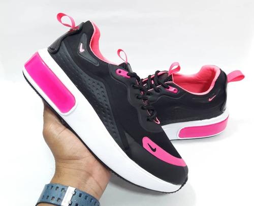 zapatos nike air max de damas!! moda colombiana