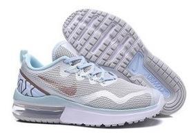 Air Max Hyperfuse Premium En Zapatos Nike Negro en Mercado