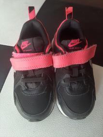 Zapatos Nike Air Max Niña Originales Talla 25
