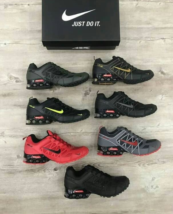 new products e6921 59d51 Zapatos Nike Air Max Shox 2018
