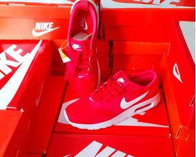 busca lo último Venta caliente 2019 los mejores precios Zapatillas Deportivas Mujer Air Max - Zapatos Nike Rojo en ...