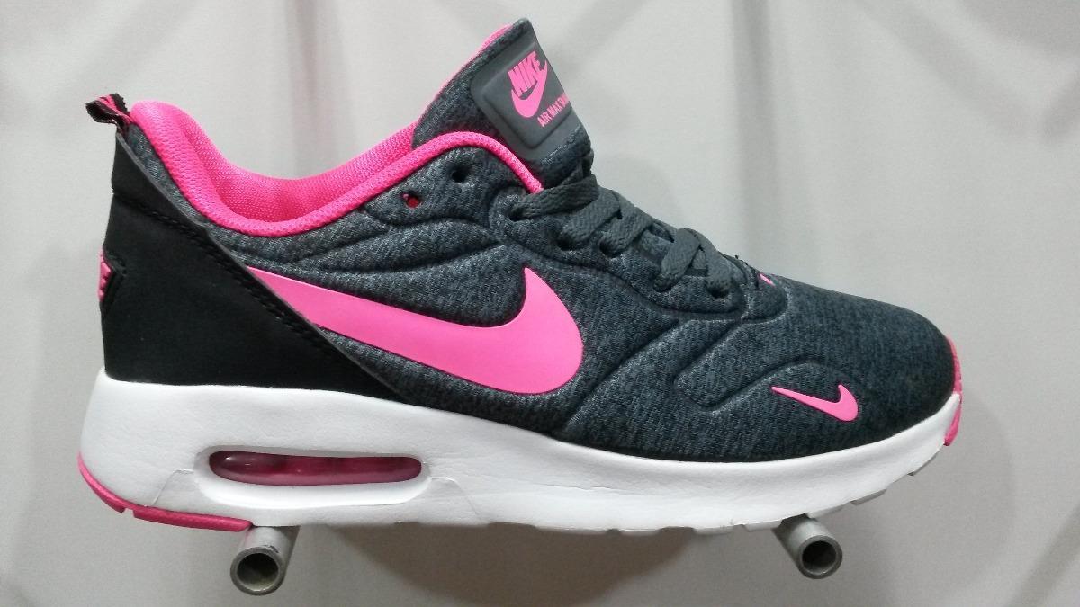 45d7116cd56d4 Zapatos Nike Air Max Tavas Thea Para Damas 36-39 Eur - Bs. 195.633 ...