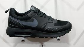 lowest price 93dc0 febe0 Zapatos Nike Air Max Tavas Vision 2018 All Black 43-44 Eur