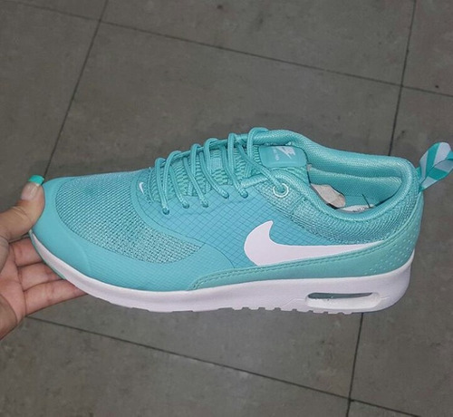 zapatos nike air max thea de damas