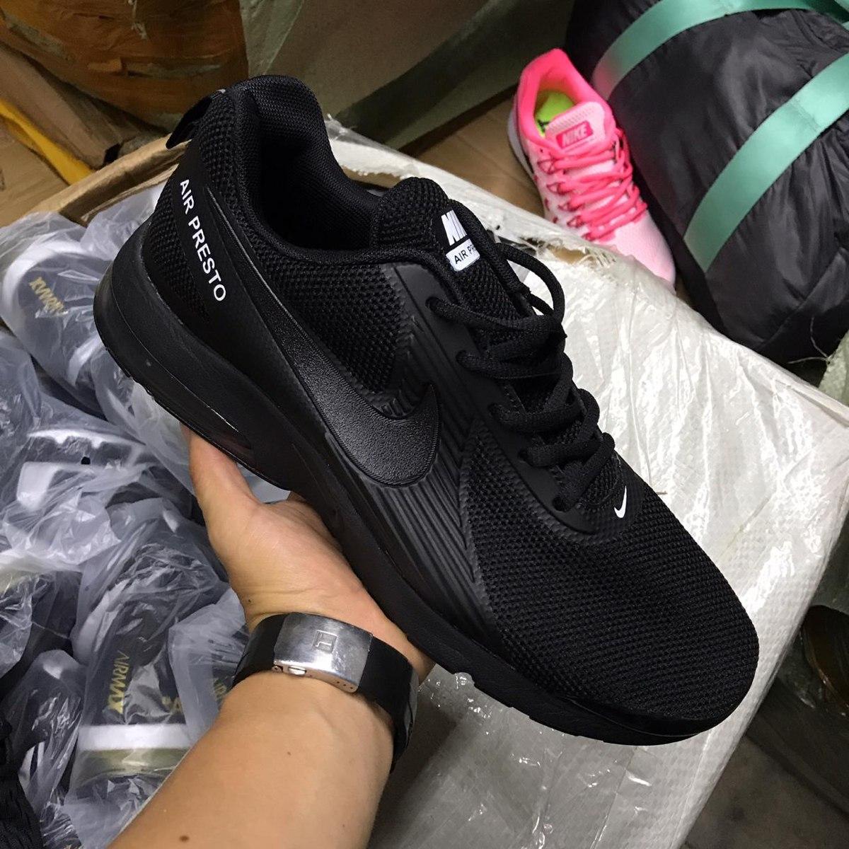 huge selection of 430bb 263e2 inexpensive zapatos nike air presto full negro 2019. cargando zoom. 786cd  c9f2a