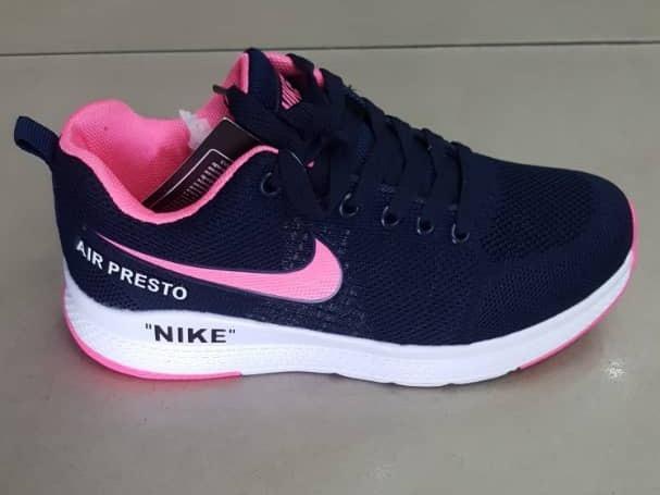 efd2f658345 Zapatos Nike Air Presto Para Dama