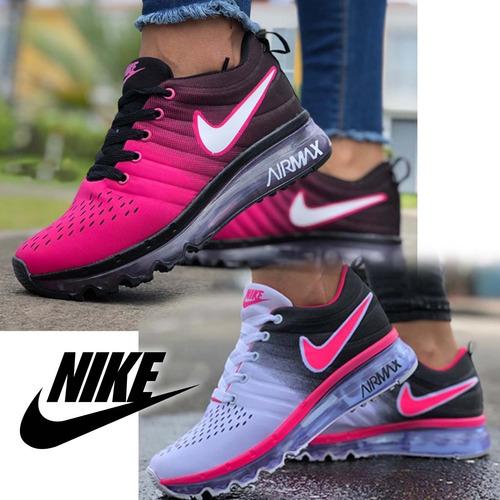 zapatos nike airmax 360 dama deportivos colombianos gym