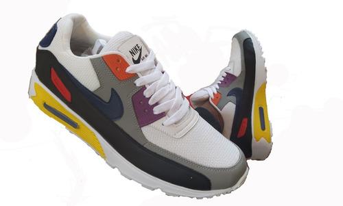 zapatos nike airmax 720 negro para damas y caballeros