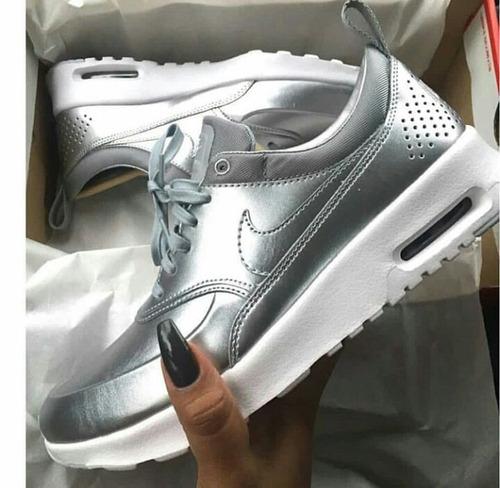 zapatos nike airmax de damas talla 35--40