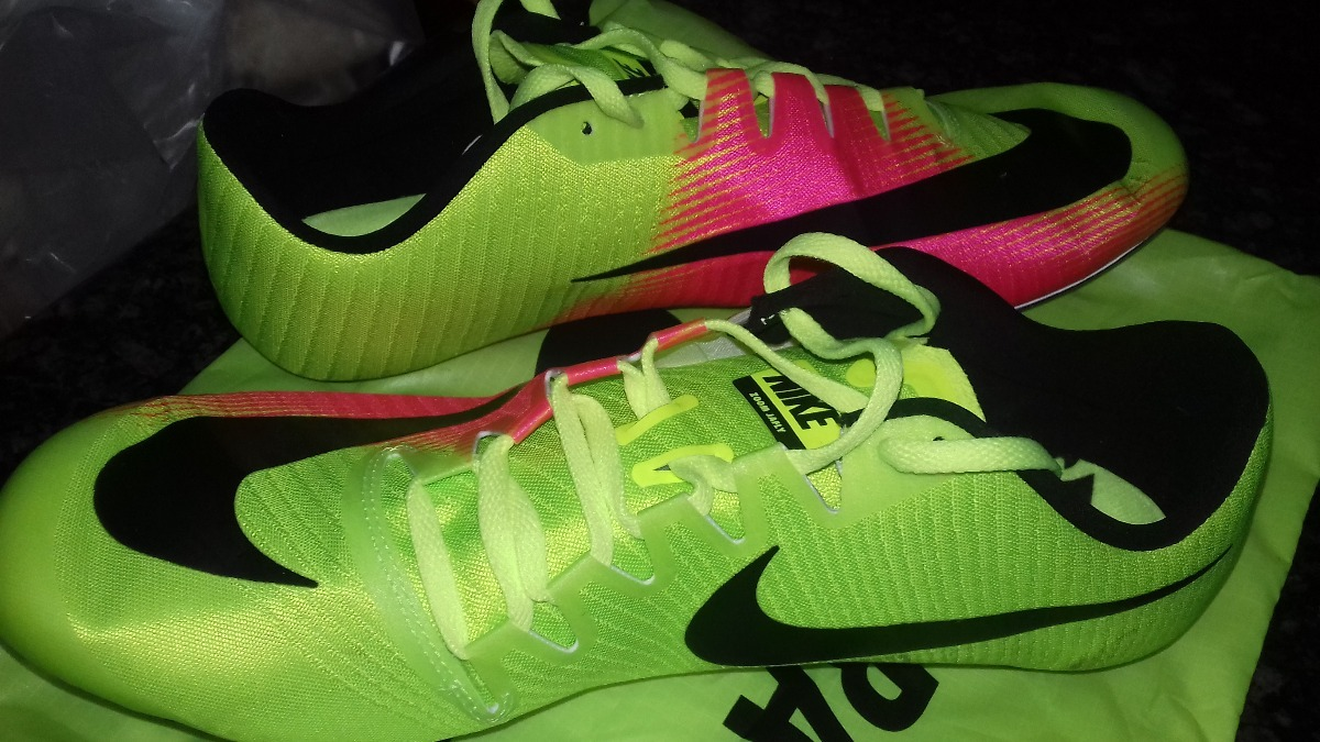 De Zapatos Originales Caballero Nike 00 000 3 Púas Atletismo Bs qvRvE
