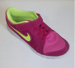 Fucsia Niñas Libre Mercado Zapatos Nike 2017 En Deportivos mYb76gvIfy
