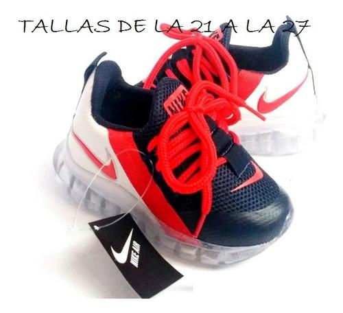 zapatos nike deportivo para niños unisex!! moda colombiana!!