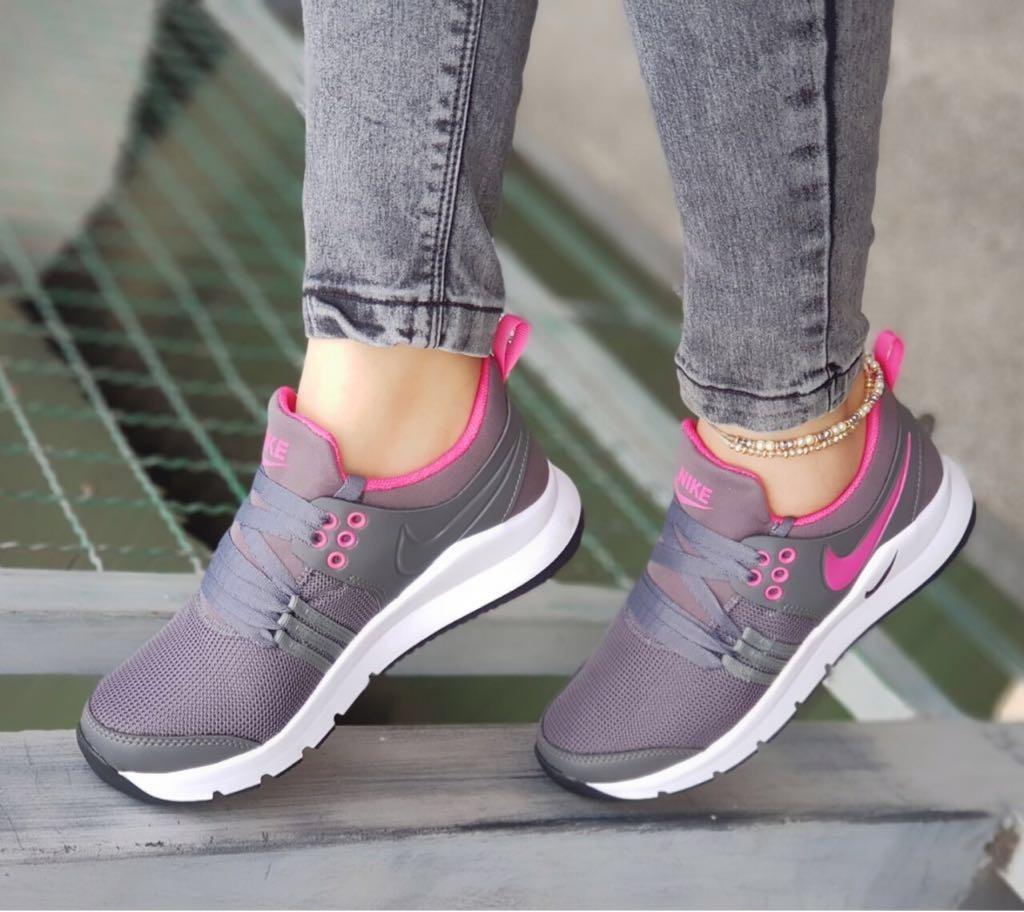 Nike Colombianos Zapatos Doble Deportivos Suela Dama kuPZTwXOi