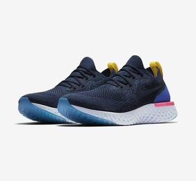 Zapatos Nike Iron Man Zapatos Nike de Hombre Azul oscuro