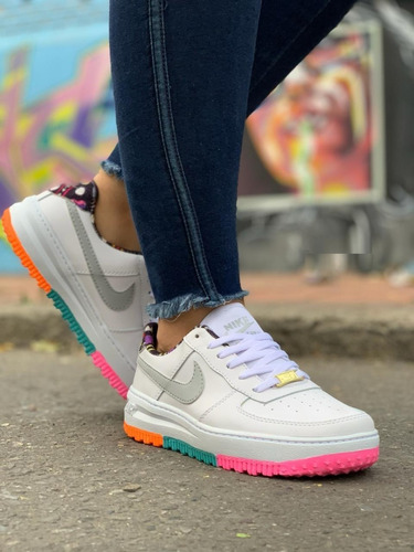 zapatos nike for one f1 dama deportivos colombianos  gym