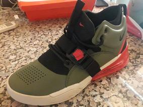 b9c673d39b5d4 Amazon Zapatos Nike Force - Zapatos Nike de Hombre Verde en Mercado ...