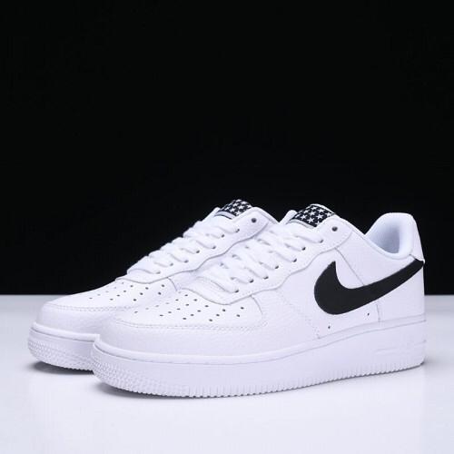 f4ead61729c5d zapatos Nike Force One Blanco Negro 2019   - U S 73